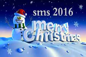 SMS Christmas greetings 1