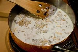 طرز تهیه بهترین سس قارچ برای استیک ها