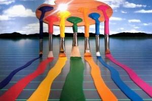 طالع بینی جالب از روی رنگ ها