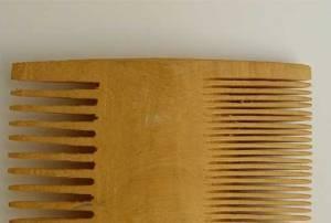 شانه های چوبی خواص درمانی دارند