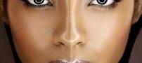 آموزش آرایش برای خانم هایی با پوست تیره
