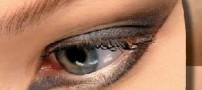 آموزش آرایش چشم ها متناسب با رنگ چشم