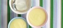طرز تهیه پودینگ  لیمویی