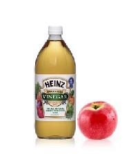 خواص درمانی از سرکه سیب