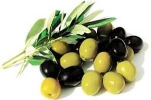 خواص زیتون سبز و سیاه
