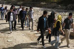 دستگیری تعداد زیادی دختر و  پسر در تور تفریحی