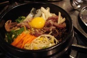آموزش پخت bibimbap غذای معروف  کره ای
