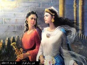 شیر زنان نامدار تاریخ ایران زمین