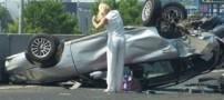 کشف دلیل رانندگی بسیار عجیب برخی خانم ها !!