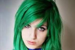 چرا رنگ موهای ما سبز یا آبی نیست ؟؟!