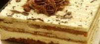 طرز تهیه ی دسر تیرامیسو Tiramisu