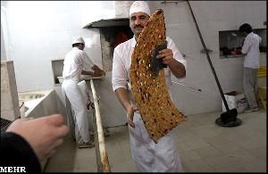نان سنگک غنیترین منبع فیبر در بین نانها