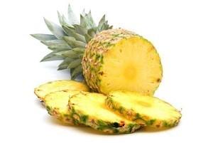 خواص آناناس بر بدن