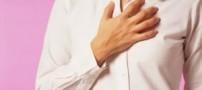 علایم هشدار دهنده ی حمله قلبی