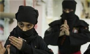 شکایت دختران نینجای ایرانی از خبرگزاری رویترز