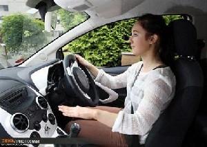 با پلک زدن اتومبیل خود را کنترل کنید !!