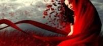 این خانم با لباس قرمزش نماد عشق تهران شد !