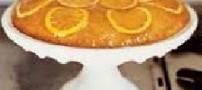 طرز تهیه ی كاپ كیك خرما و پرتقال