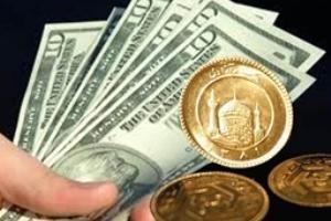 قیمت روز دلار، سکه و طلا