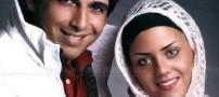 گزارشی خواندنی از ازدواج حمید گودرزی با همسرش