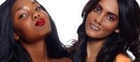 بهترین نوع آرایش برای پوست های تیره