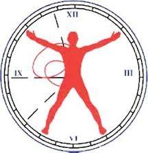 ساعت درونی بدن تان را کوک کنید !!