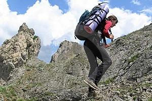 تغذیه ای مناسب برای کوهنوردی