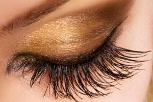 آموزش آرایش برای چشمان ریز
