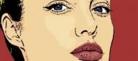 آنجلینا جولی به ایران می آید+ ترجمه انگلیسی (طنز)