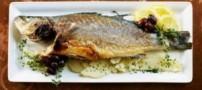آموزش تهیه ماهی قزل آلای شکم پر