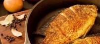 طرز تهیه ی ماهی کبابی