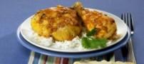 طرز تهیه ی سینه مرغ با پنیر در فر