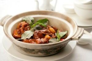 طرز تهیه جوجه با زنجبیل غذای سواحل آسیا!