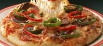 طرز تهیه ی پیتزا لوبیا با گوشت چرخ شده
