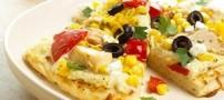 پیتزای ایتالیایی