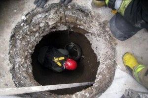 سقوط در چاهی به عمق 35 متر!!