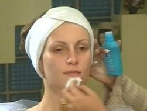 آموزش کامل پاک کردن آرایش