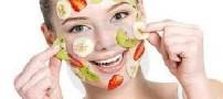 آموزش استفاده از میوه برای آرایش پوست!