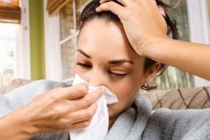 دلیل گرفتگی بینی و درمان آن