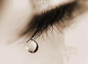 فواید اشک ریختن برای بدن!!