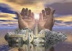 دعایی هنگام شروع کارهای روزانه
