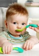 طرز تهیه ی حریره بادام ویژه کودکان 6 ماهه