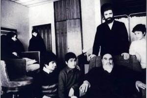 دختران امام خمینی با چه کسانی ازدواج کردند