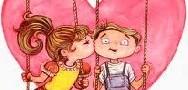 گفتگوی جالب و خواندنی یک دختر پسر عاشق