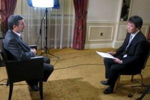 پخش زنده مصاحبه رییسجمهور با شبکه N.H.K ژاپن