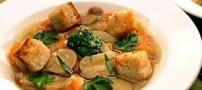 آشپزی به سبک ایتالیا، سوپ کاملا گیاهی