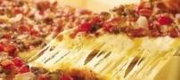 طرز تهیه پیتزا وارونه