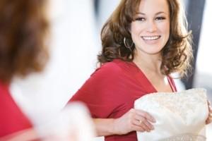 نکاتی برای اجاره کردن لباس عروس