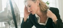 چگونه گرگرفتگی دوران یائسگی را کاهش دهیم