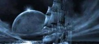 خواندنی از مشاهده کشتی ارواح خبیث!!